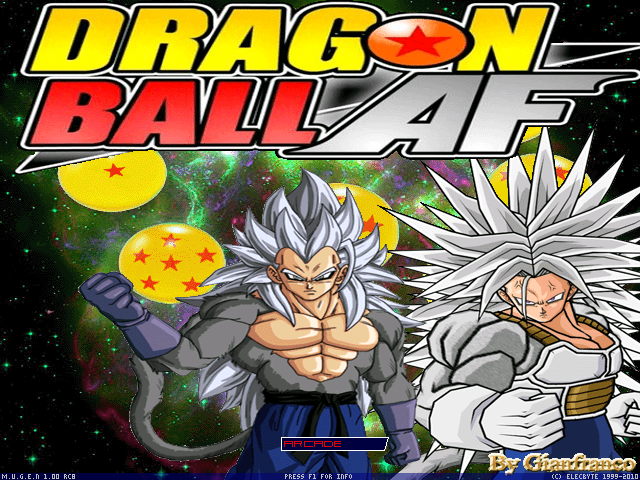 Games Dragon Ball z Mugen